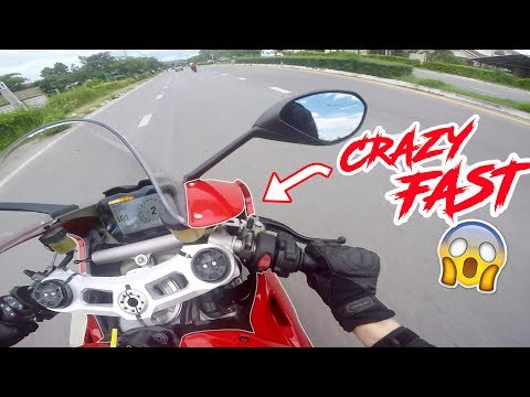 Ducati PANIGALE V4 | First Ride