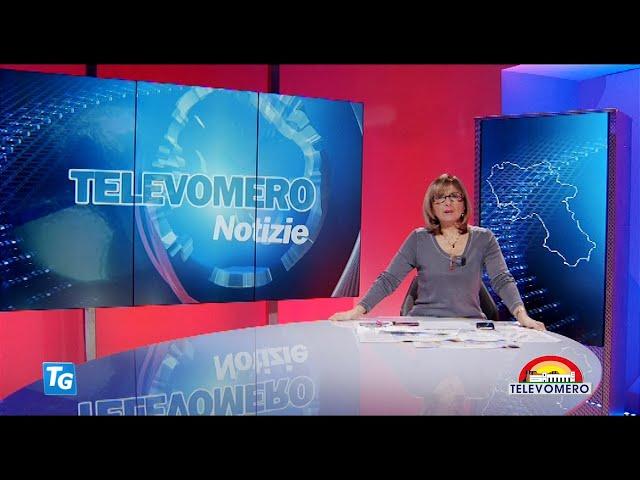 TELEVOMERO NOTIZIE 20 NOVEMBRE 2020 EDIZIONE delle  20 30