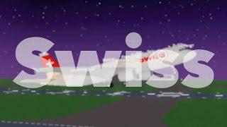 ROBLOX | Swiss International Air Lines A320 Flug