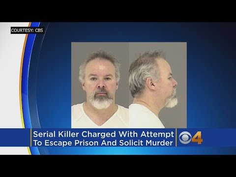 CBS4 Investigation: Colorado Serial Killer To Be Charged With Attempted Prison Break