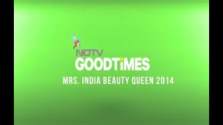 MRS INDIA NDTV GOODTIMES PROMO