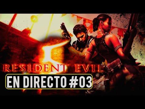 En vivo: #Cap 03: El mejor equipo con Luis ♥   Resident Evil 5 con IrizGomez