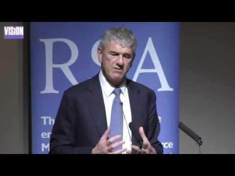 Sir John Rose - Creating a High-Value Economy