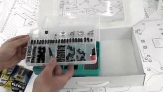 Обзор электронных конструкторов СМАЙЛ - Электроника для начинающих