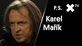 """""""S Danem McCaffertym nás spojil akordeon."""" – říká hudební skladatel Karel Mařík"""