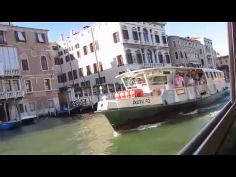 Grand Canal Tour, Venice, Italy! (Part 3) )/ Xem Một Vòng Kênh Đào Grand Ở Venice, Ý! (Phần 3)