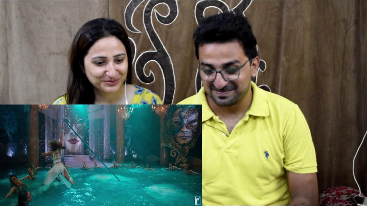 Ghungroo Song | WAR - Hrithik Roshan ,Vaani Kapoor | REACTION !!!
