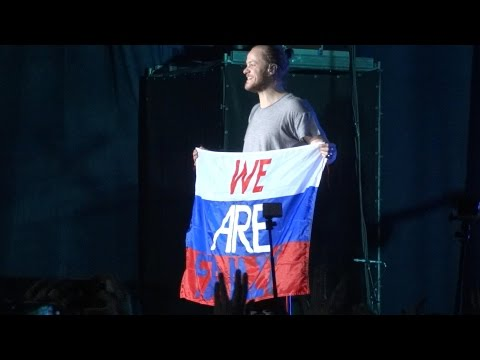 Imagine Dragons - Live @ Moscow 24.01.2016 (Full Show)