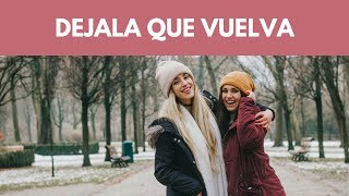DÉJALA QUE VUELVA - PISO 21 FT. MANUEL TURIZO | CAROLINA GARCIA Y XANDRA GARSEM COVER