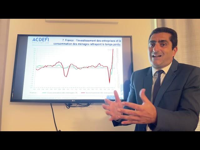 Un rebond économique décevant, en particulier en France.