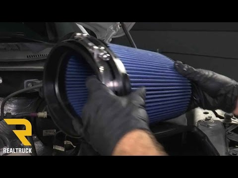 How to Install the AFE Momentum GT Air Intake at RealTruck