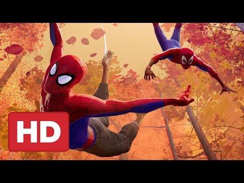 Spider-Man: Into the Spider-Verse Trailer (2018) Shameik Moore, Jake Johnson