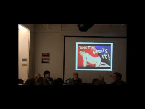 Painting with James Franco:  A Panel Discussion about Making the Book  Classic Penguin