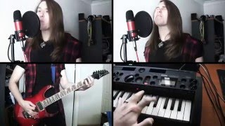 Linkin Park - Papercut (Full Cover) [Vlad]