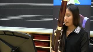 OPHB Bassoon Etude B