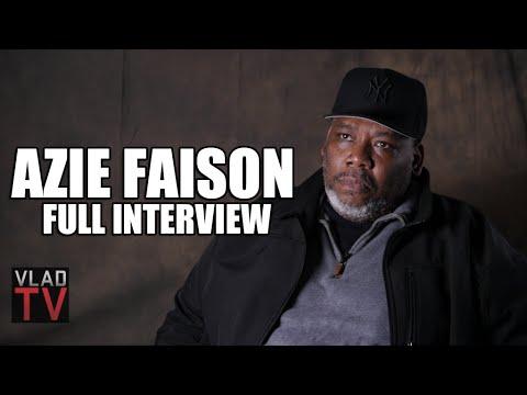 Azie Faison (Full Interview)