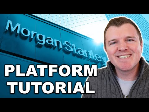 Morgan Stanley Investing Tutorial - Review + Access