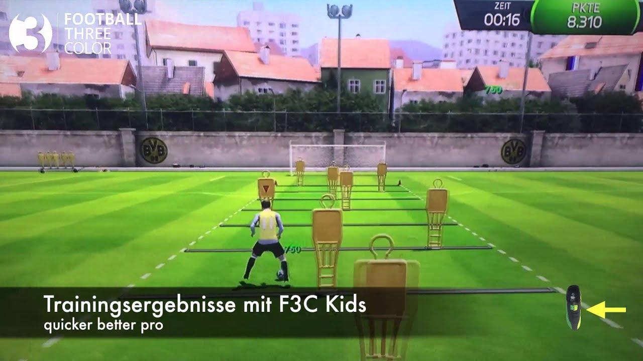 Football3color Kids | Fussball Training für Kinder und Jugendliche ...