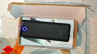 Best and Amazing Power Bank Unboxing and Review - ATC matt 6 15600mah Power Bank