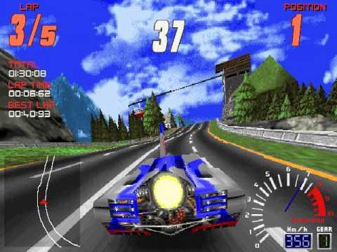 Screamer Dos Bullet Car For Old Games Ru Youtube
