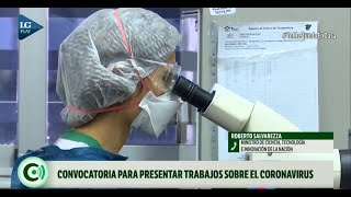 La Nación abre una convocatoria para presentar trabajos de investigación sobre el coronavirus