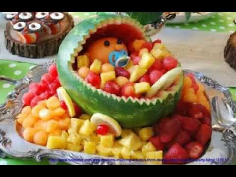 Good Baby shower food ideas - YouTube