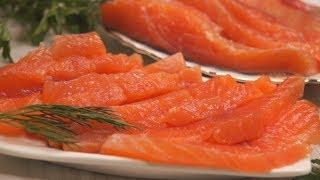 какая красная рыба самая вкусная для засолки
