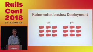 RailsConf 2018: Operating Rails in Kubernetes by Kir Shatrov