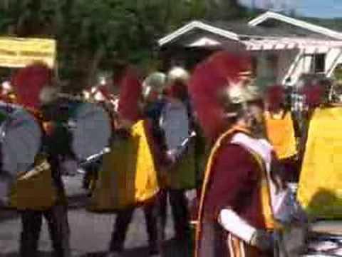 Uncut USC Band