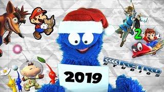 Nintendo Switch in 2019: My Wishlist