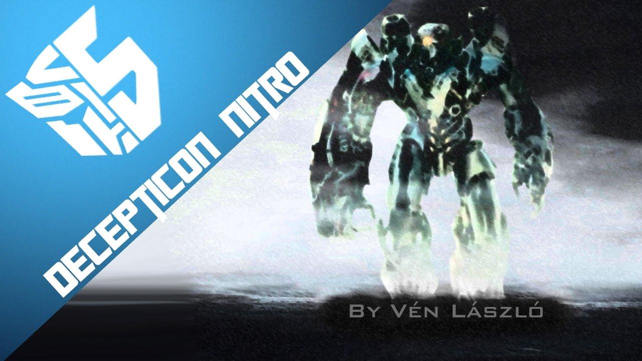 Transformers 5 Decepticon Nitro Concept Art Fan Made