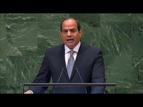 السيسي: الدول العربية أكثر عرضة للتفكك  - نشر قبل 50 دقيقة