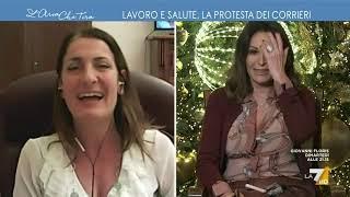 Carla Ruocco a Daniela Santanchè: