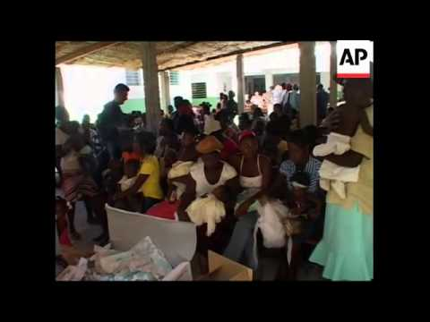 Former president Carter seeks to boost Caribbean malaria fight
