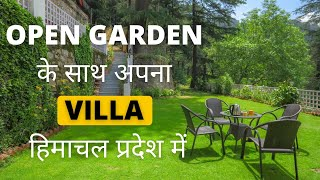 3Bhk Villa with Open Garden in Himachal Pradesh - Property Round
