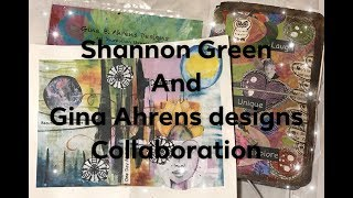 Shannon Green and Gina B Ahrens  Collab 3