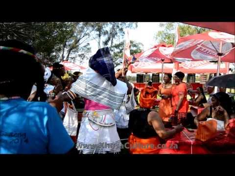 AmaXhosa AseRhawutini Heritage Reunion - Xhosa Traditional Dancers - Molokazana