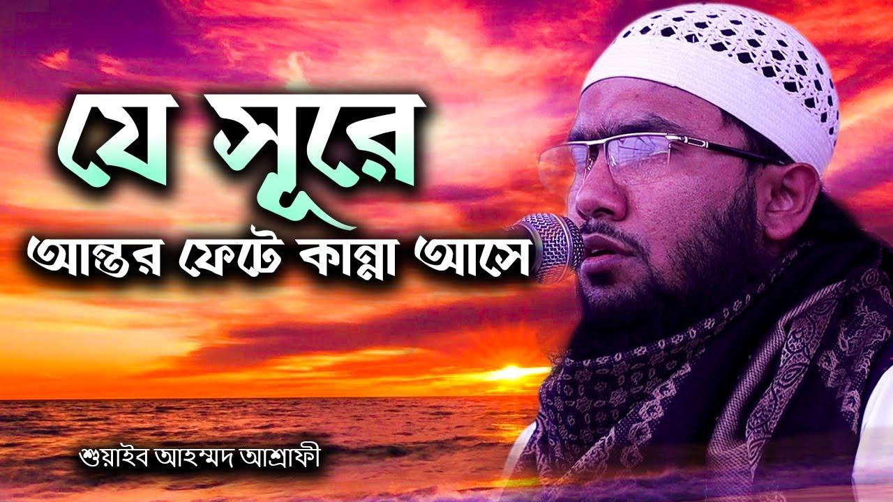 শুয়াইব আহম্মদ আশ্রাফী shoaib ahmed ashrafi new waz