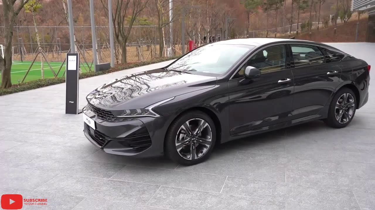 2021 Kia Optima K5 Official Released Walk Around Youtube