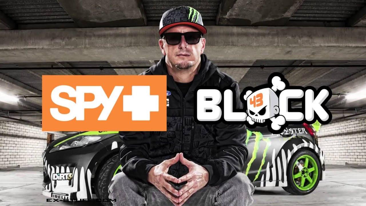 Spy Helm Sunglasses >> Spy optics Helm by Ken Block (Магазин Ex-Stuff.com) - YouTube