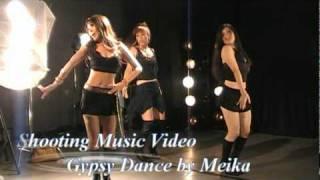 振付:MINA(ミーナ)、曲名:ジプシー・ダンス、アーティスト:明華 豊...