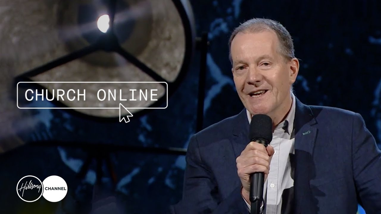 Hillsong Channel Presents: Church Online | Robert Fergusson