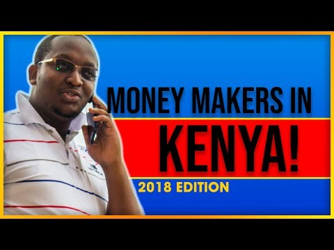 Ten Businesses You Can START TODAY!!! : Top Business ideas in Kenya