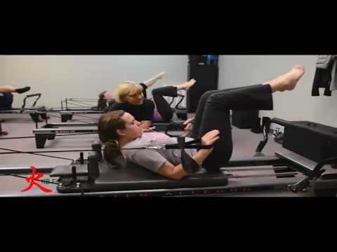Best Pilates Reformer Palo Alto KB Fitness Small Group Classes