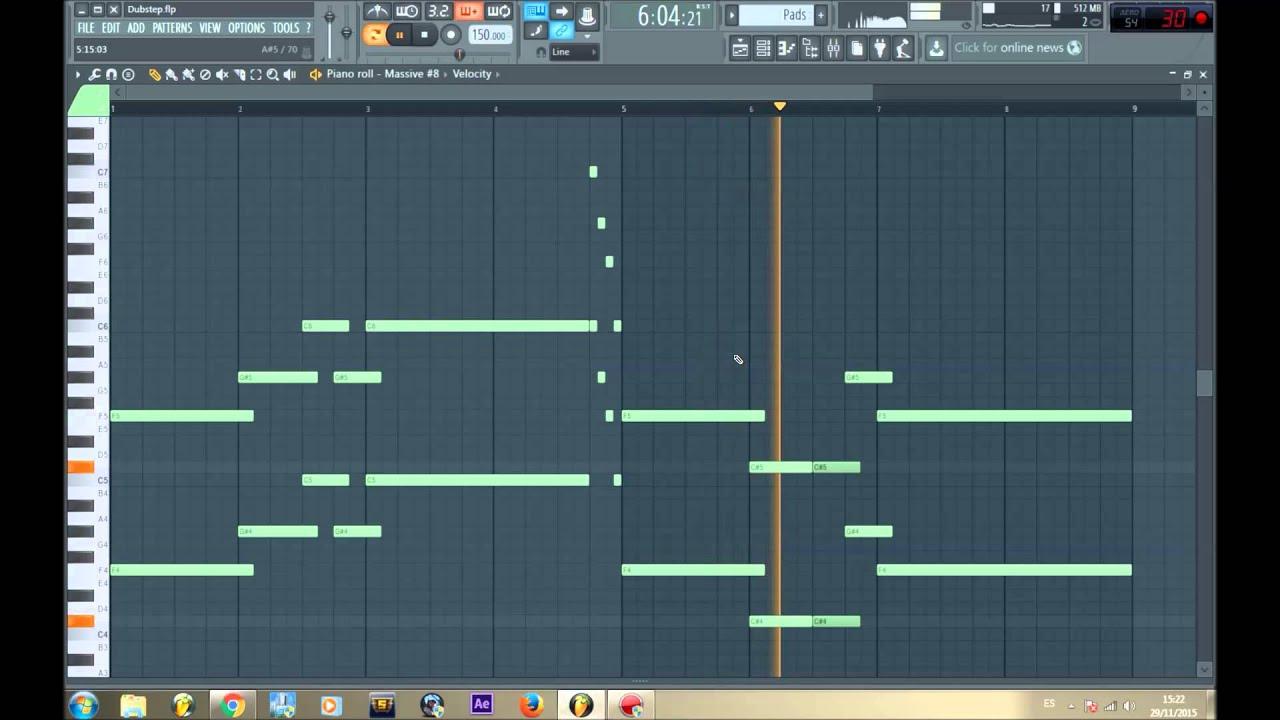 Fl studio 12 dubstep tutorial (wobble bass) youtube.
