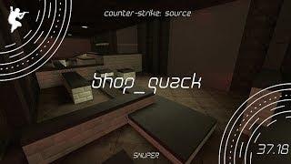CS:S Bhop | bhop_quack [TAS/Segmented] - 37.18