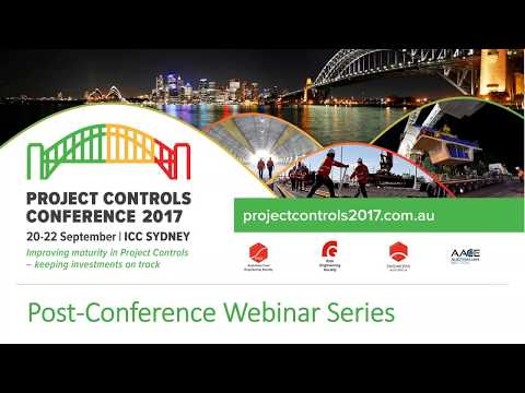Post-Project Controls Conference Sydney webinar interview with Guy Barlow