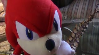 Sonic Plush Adventures-Echidna Out of Hell
