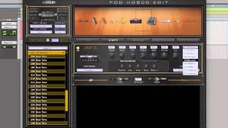 Line 6 POD HD500 - John Petrucci / Dream Theater / Mesa Boogie Style + PRESET