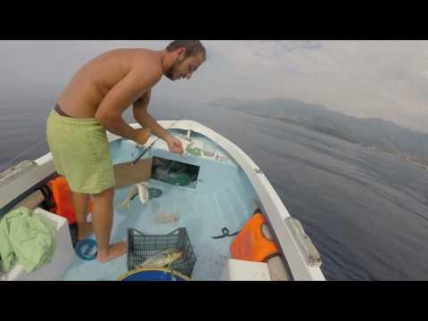 Fishing in ionian sea!